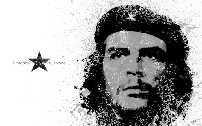 El Che de regreso en Cuba luego de un viaje por la URSS