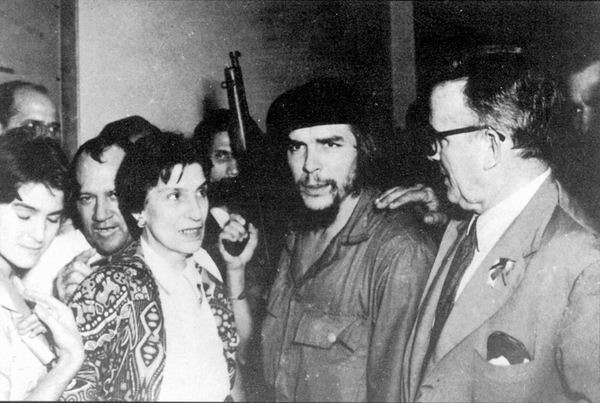 The Presence Of Che Guevara