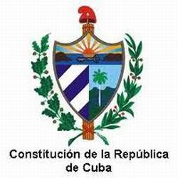 ¡En línea con la Constitución cubana!