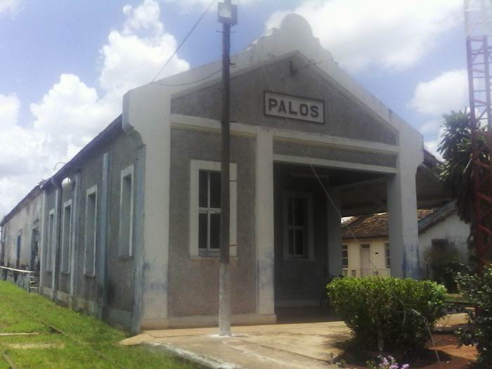 Manuel Isla partió de la estación de Los Palos para asaltar el Moncada.