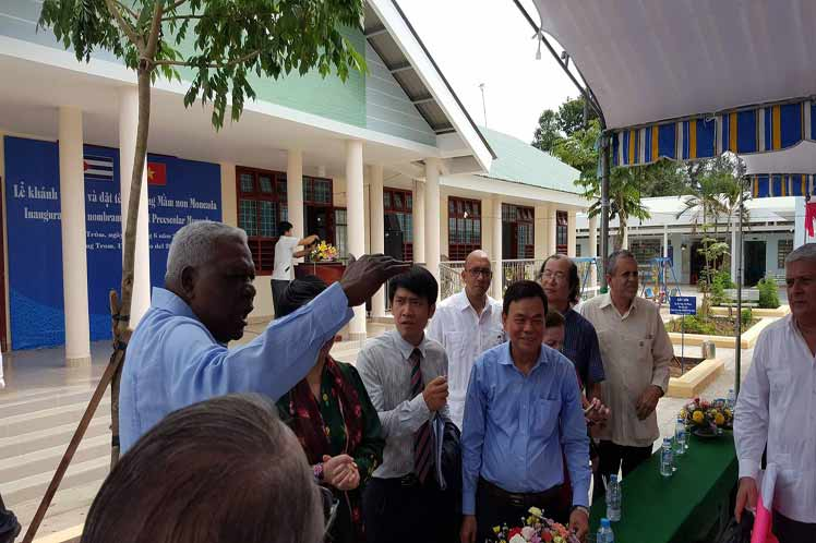 Constata Misión parlamentaria cubana logros de provincia vietnamita