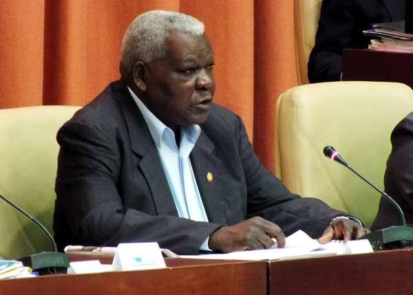 Presidente del Parlamento cubano afirma que trabajarán en nueva Ley Electoral
