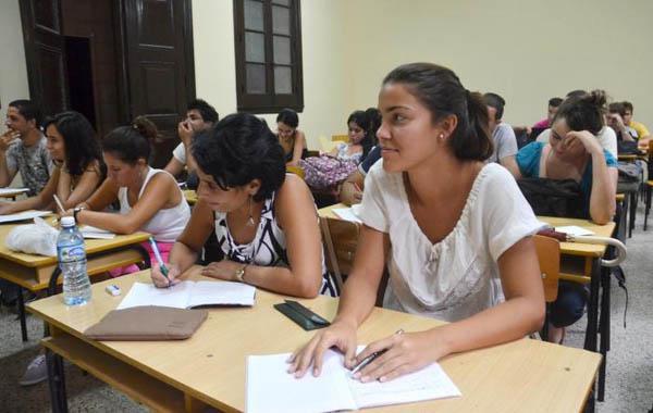 Educacion superior en Cuba