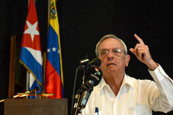 Eusebio Leal: No traicionar a Chávez es un deber moral
