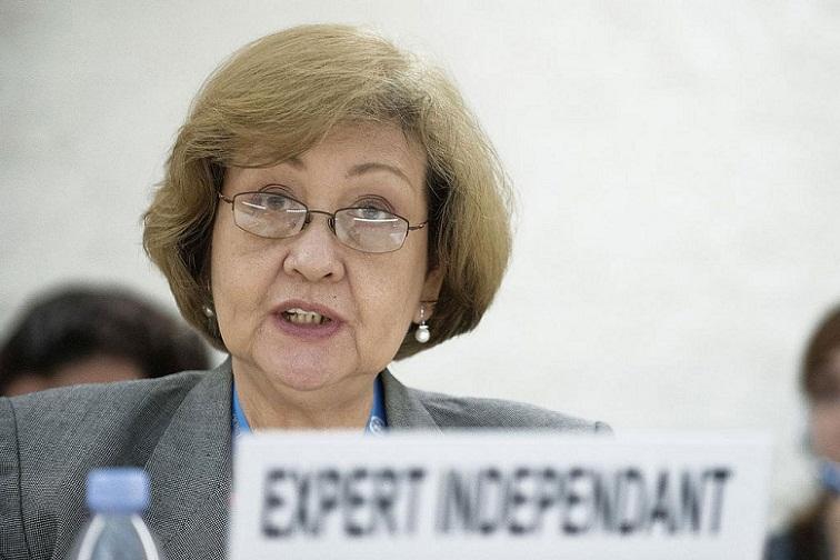 Visitará Cuba experta de Naciones Unidas sobre derechos humanos