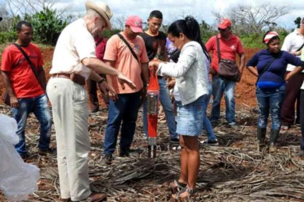 La FAO Contribuye a recuperación agrícola en Guantánamo