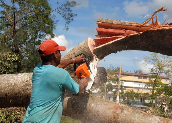 La Habana se levanta con el amor de su gente (+Audio)