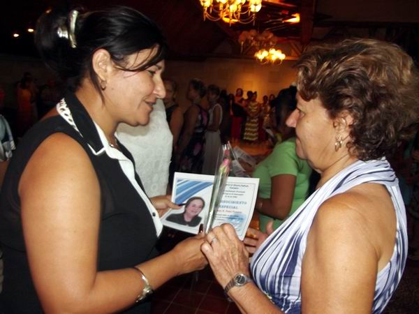 Women from Camaguey and their Commitment