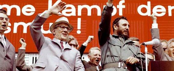 Fidel Castro: Sin la Fe del pueblo no hay Revolución posible