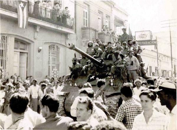 En Santiago de Cuba, acto nacional por el 55 aniversario del triunfo de la Revolución