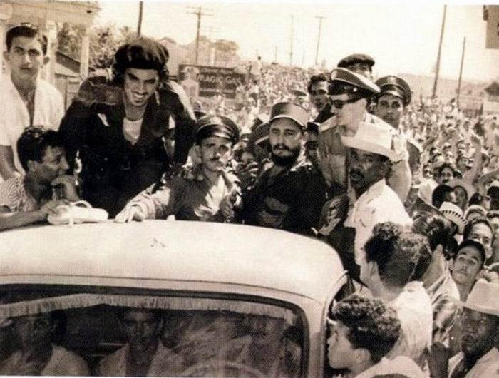 Fidel en Camagüey, el 21 de octubre de 1959.