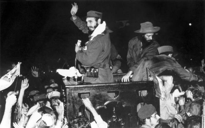 Fidel Castro: Un proceso extraordinario (+Audio)