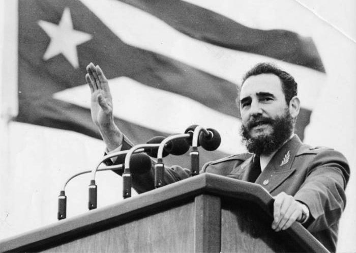 Inauguran en la India exposición fotográfica sobre Fidel Castro