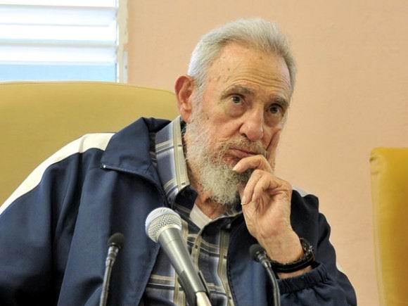 Carta de Fidel a Alexis Tsipras, Primer Ministro de Grecia