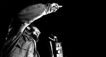 La velada solemne en homenaje al Che Guevara