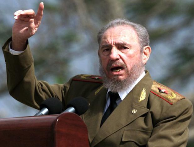 Recuerdan a Fidel en El Líbano como símbolo universal