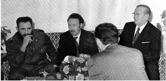 Fidel Castro y el camino hacia una sociedad socialista