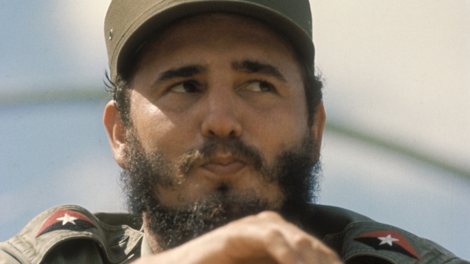 Tributo a Fidel Castro en barrio Harlem de Nueva York