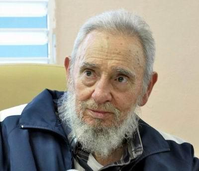 Fidel Castro: Provocaci�n ins�lita