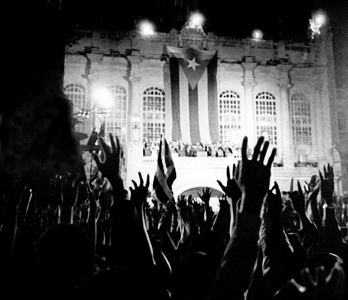 Fidel Castro: Los CDR