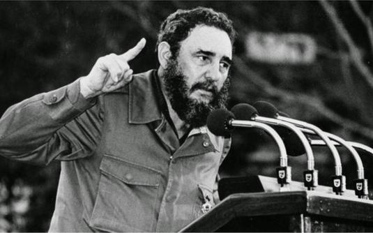 Fidel Castro: No solo se muere por la Patria en los combates (+Audio)