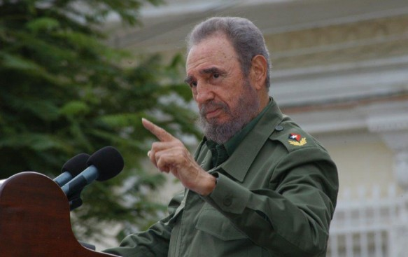Fidel Castro: Un mundo mejor está a nuestro alcance