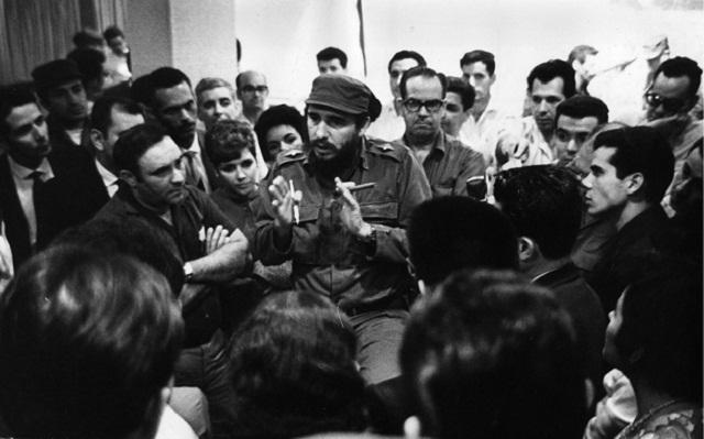 Fidel Castro: No deseamos quedarnos en la prehistoria (+Audio)