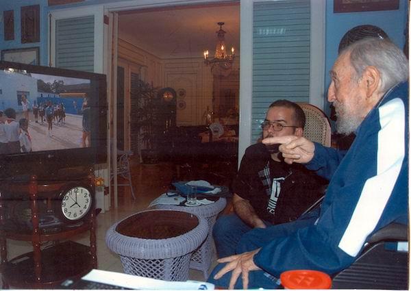 Fidel es un fuera de serie fotos for Fotos fuera de serie