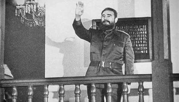 Fidel Castro: ¡Gracias, Santiago! (+Audio)