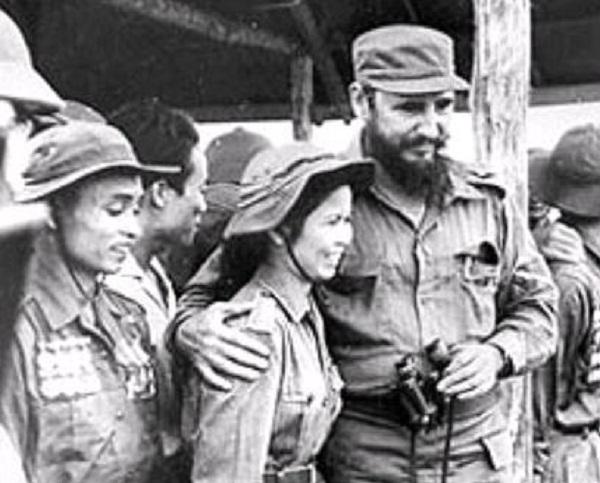 Fidel Castro en la tierra de los anamitas