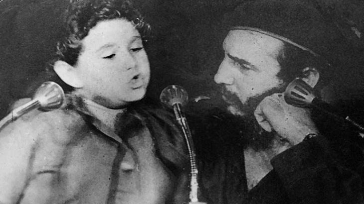 Fidel Castro: Cuba no tiembla frente al imperio