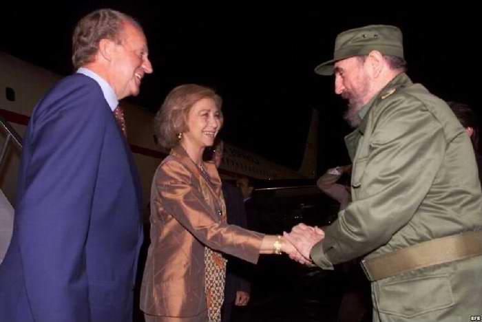 """Foto cortesía de Miguel Ángel Alvelo, quien presentará exposición fotográfica """"Fidel y sus raíces españolas""""."""
