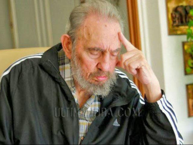 Presentan biografía de Fidel en Rusia