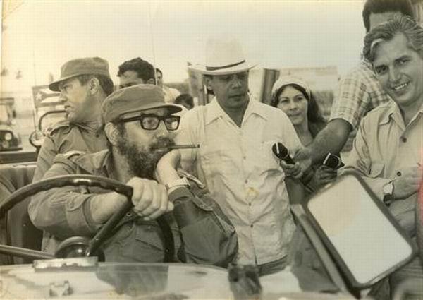 En Audio: Fidel en el corazón de los cienfuegueros
