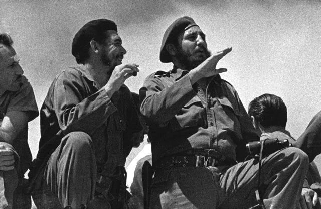 El Che, Fidel, La Habana y la Caravana de la Libertad