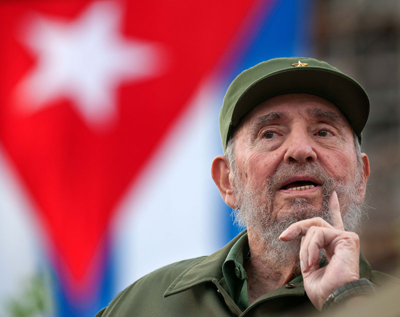 Fidel, un comunicador excepcional