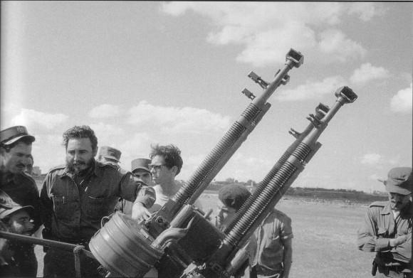 Fidel, en la primera l�nea de combate (+Audio)