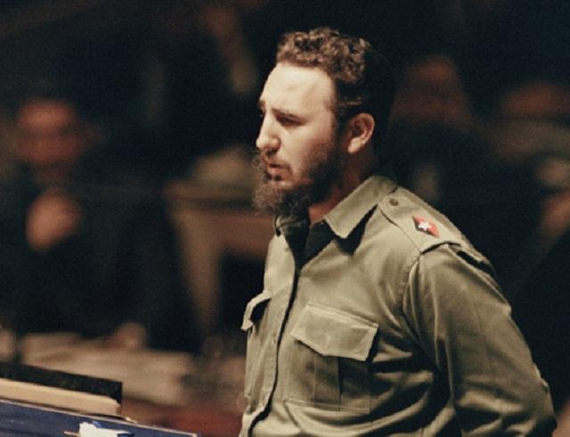 Fidel Castro: Edificar los cimientos de la Revolución (+Audio)
