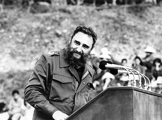 """Fidel Castro: """"El pueblo cubano ni se rinde, ni se vende"""""""