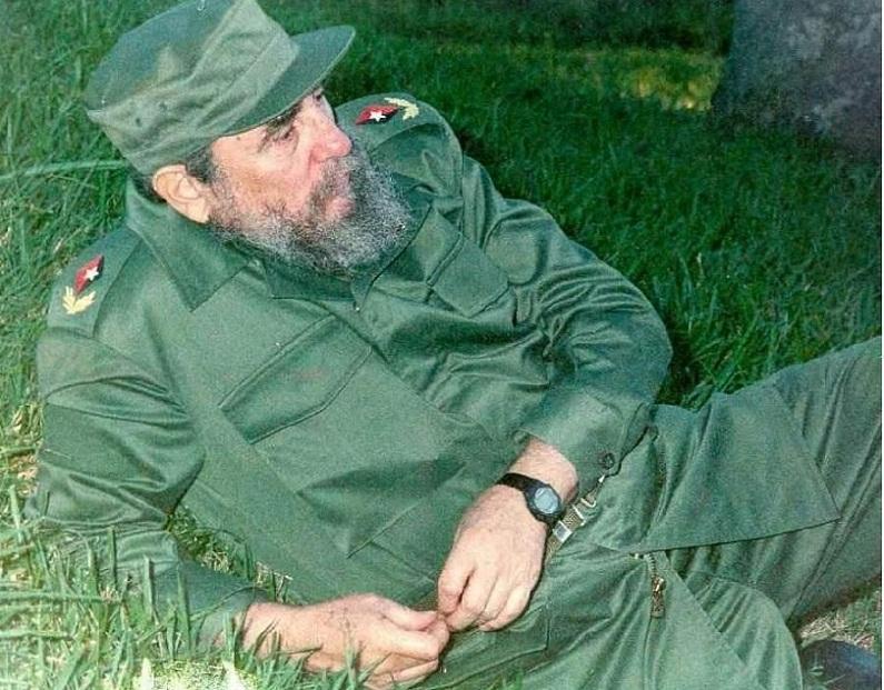 Fidel Castro: un gigante para todos los tiempos