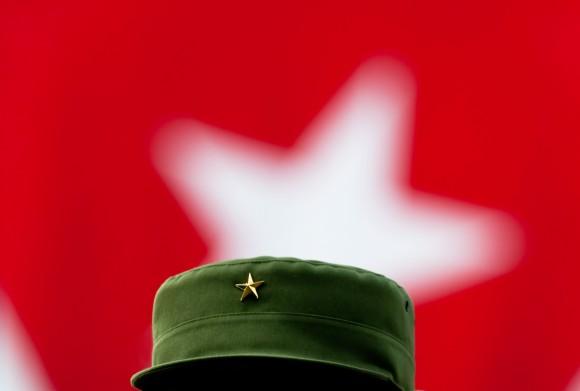 Inauguran en Viena exposici�n Fidel es Fidel