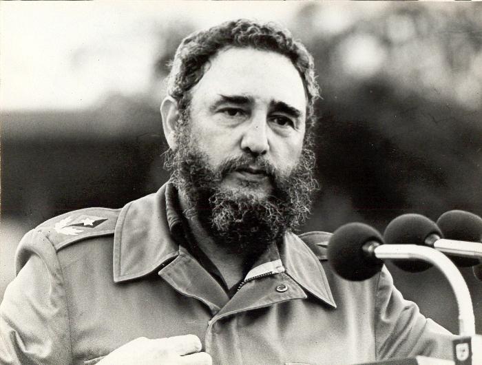 Fidel Castro: Las grandes soluciones (+Audio)