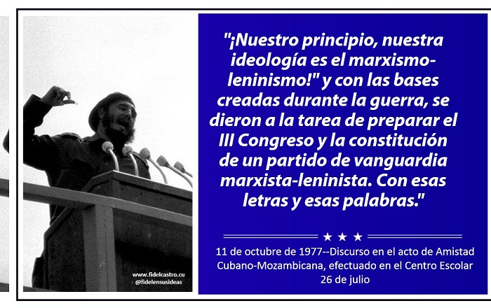 Fidel Castro y la actual crisis del capitalismo (+Audio)