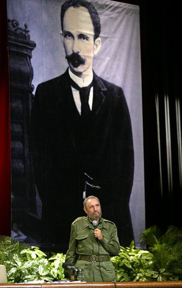 Fidel fue el mejor discípulo de Martí