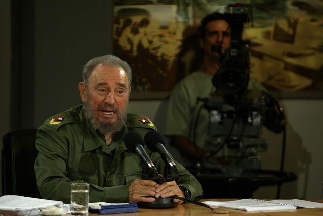 Fidel Castro: El futuro de la humanidad es el entendimiento (+Audio)