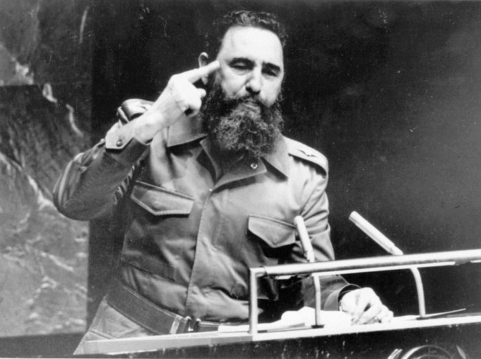 Fidel Castro: ¡La Revolución vencerá! (+Audio)