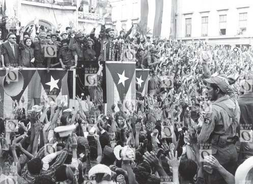 Fidel Castro y la irreversible Revolución cubana