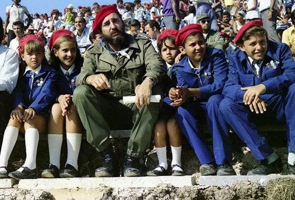 Fidel tiene de todo para repartir (+Audio)