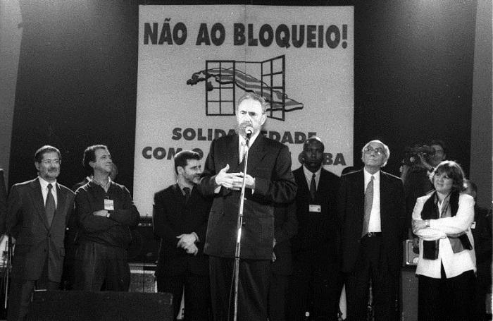 Fidel Castro: Tenemos que ayudar a los pueblos de América Latina (+Audio)