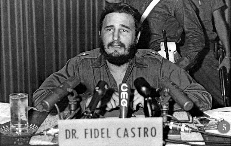 Fidel Castro y su fe absoluta en la Revolución